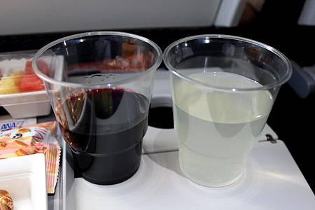 赤ワインと香るかぼす