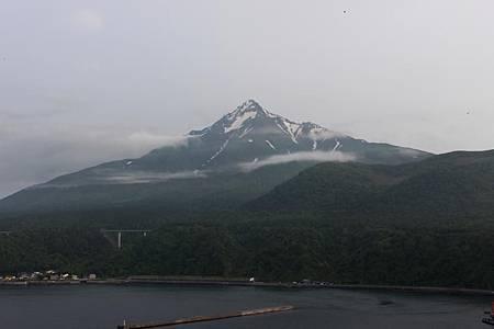 利尻山&鴛泊港