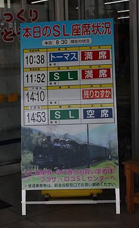 大井川鐵道SLセンター