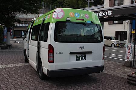 大鉄バスHIACE