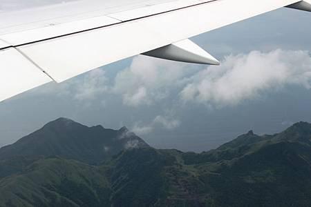 基隆山と無耳茶壺山