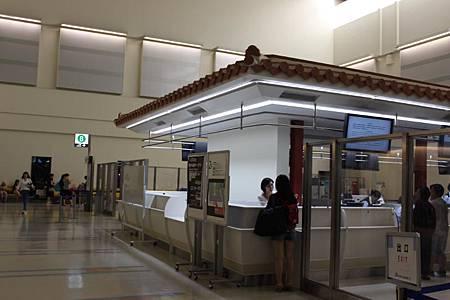 沖縄那覇空港国際線ターミナル