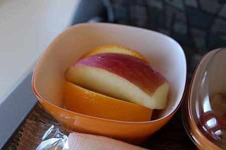 りんごとオレンジ