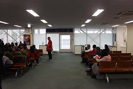 函館空港国際線ターミナル