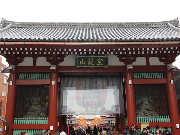 淺草寺-雷門