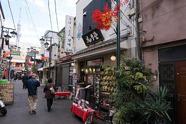 淺草寺-花月堂分店