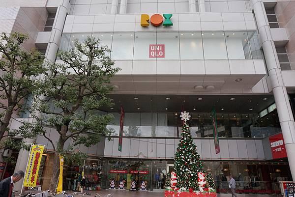 淺草寺-百貨公司