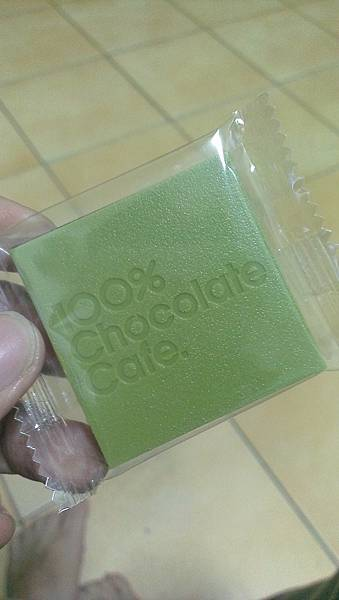 100% Chocolate Cafe 巧克力