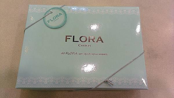 Flora馬卡龍精美盒子
