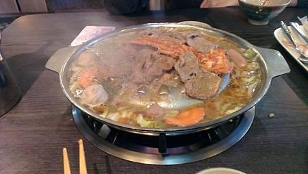 韓江-韓式烤肉-開始煮