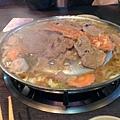 【台北】韓江吃到飽-韓式烤肉-開始煮