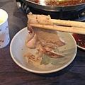 韓江-韓式烤肉-吃雞肉