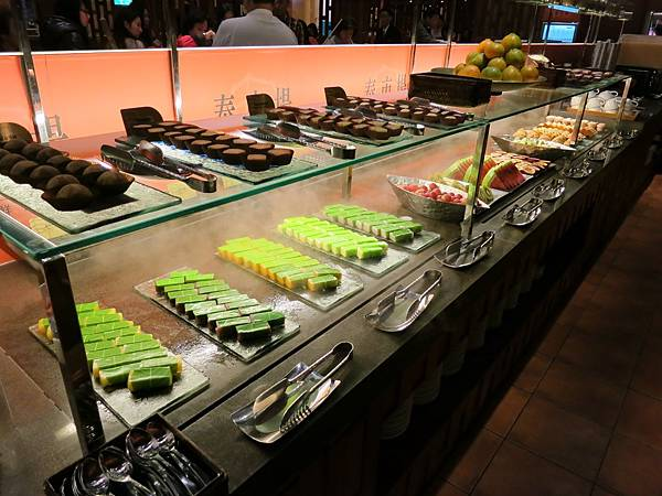 誠品-泰市場-泰式料理吃到飽-甜點