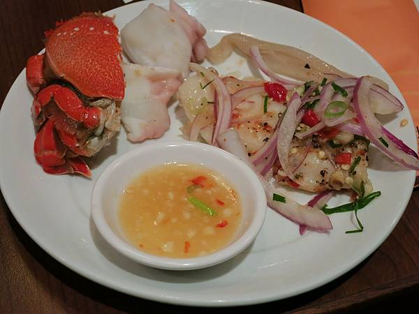 誠品-泰市場-泰式料理吃到飽-海鮮