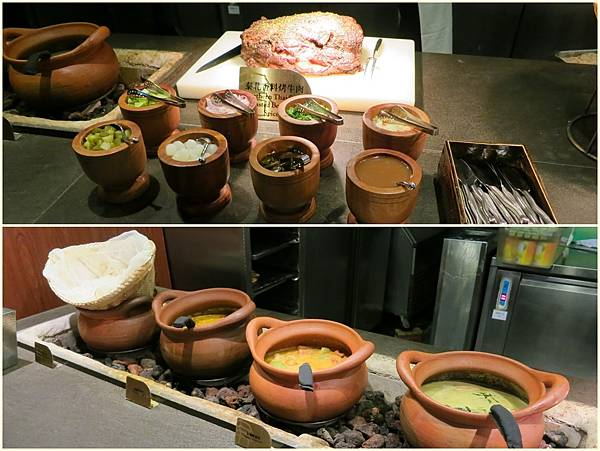 誠品-泰市場-泰式料理吃到飽-牛排、咖哩