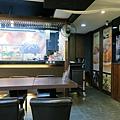 海餃七號-水餃店-店內裝潢