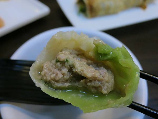 海餃七號-水餃店-芥末湯包