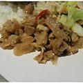北市-蘆洲-大三巴港式餐廳-雙拼燒臘飯-菜補