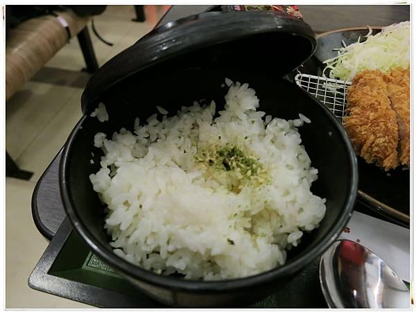 福勝亭-白飯
