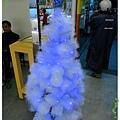 台北-永和-雪球客之打地鼠大戰-聖誕樹