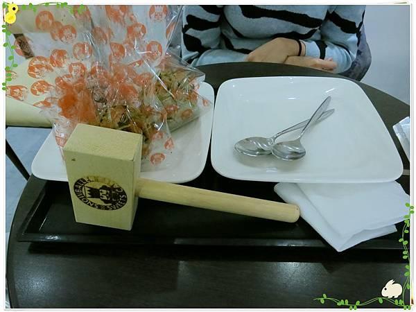 台北-永和-雪球客之打地鼠大戰-餐桌