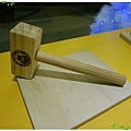 台北-永和-雪球客之打地鼠大戰-裝飾鎚子