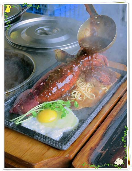 台北-蘆洲-平價牛排-大戶牛排-淋醬汁