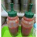 台北-蘆洲-平價牛排-大戶牛排-番茄汁