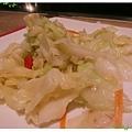 台北-HOT 7-王品集團平價鐵板燒-清炒鮮蔬