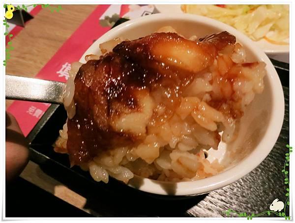 台北-HOT 7-王品集團平價鐵板燒-浦燒鯛魚蒸飯