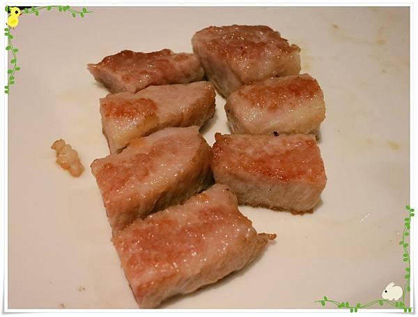 台北-HOT 7-王品集團平價鐵板燒-照燒黃金雞腿