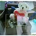 Flora-生巧塔-店面裝飾-熊熊
