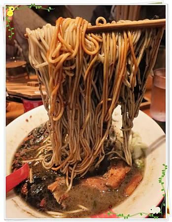 日式拉麵-豚王(凪 nagi)-黑王拉麵