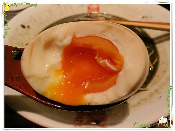 日式拉麵-豚王(凪 nagi)-黑王拉麵-玉子蛋