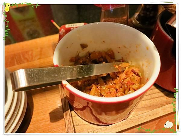 日式拉麵-豚王(凪 nagi)-辣酸菜