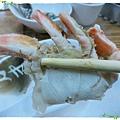 長白-東北酸菜白肉鍋-30年老店-酸菜白肉鍋-螃蟹