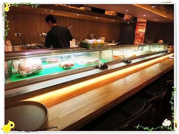 台北-食藝日式料理&涮涮鍋-裝潢