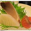台北-食藝日式料理&涮涮鍋-前菜、生魚片