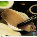 台北-食藝日式料理&涮涮鍋-前菜、炙燒生魚片