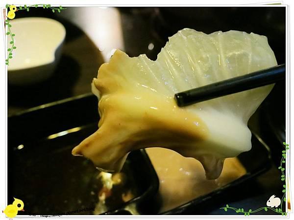 台北-食藝日式料理&涮涮鍋-高麗菜