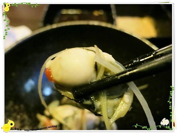 台北-食藝日式料理&涮涮鍋-蚵仔