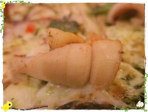 台北-Rock Shock 驚嚇搖滾廚房-聖誕夜驚魂-pizza