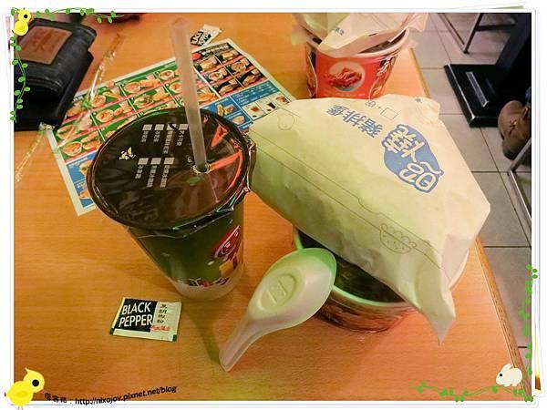 高雄-不像速食店的速食店-丹丹漢堡-8號餐