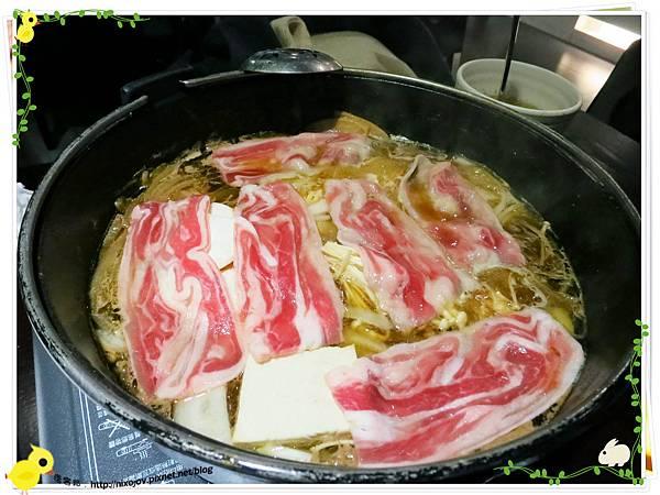 台北-本沐食堂-美味的壽喜燒吃到飽吃到飽-羊肉