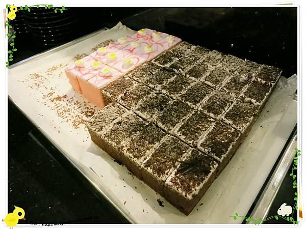 台北-本沐食堂-美味的壽喜燒吃到飽-蛋糕