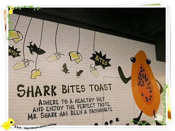 台北-鯊魚咬吐司-變成可怕的吐司-裝潢