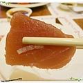 桃園-住都飯店晚餐buffet吃到飽-超出期待的美味-生魚片
