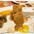 桃園-住都飯店晚餐buffet吃到飽-超出期待的美味-牛筋
