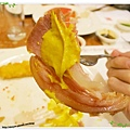 桃園-住都飯店晚餐buffet吃到飽-超出期待的美味-豬腳