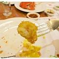桃園-住都飯店晚餐buffet吃到飽-超出期待的美味-炸蝦